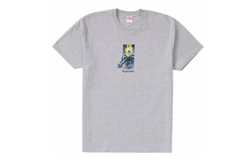 Supreme × Marvel Ghost Rider Tshirt